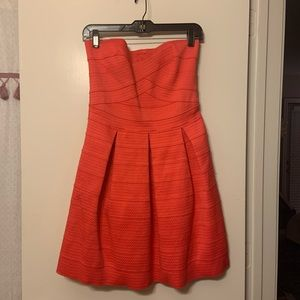 Strapless Express Dress
